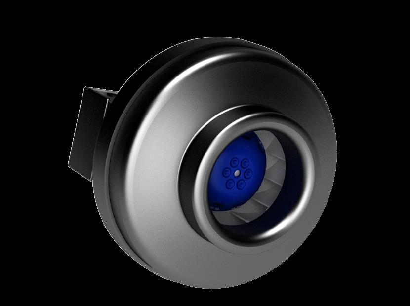 Вентилятор канальный Dospel TURBO 125 0070406 купить в